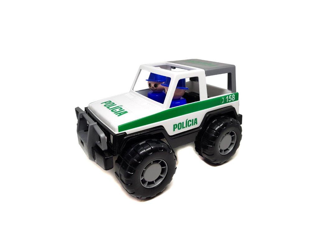 Wader auto Jeep Voyager Polícia