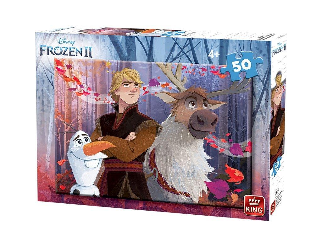 King puzzle Frozen II 50 dielikov