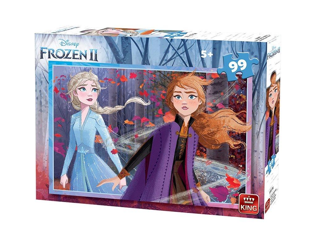 King puzzle Frozen II 99 dielikov