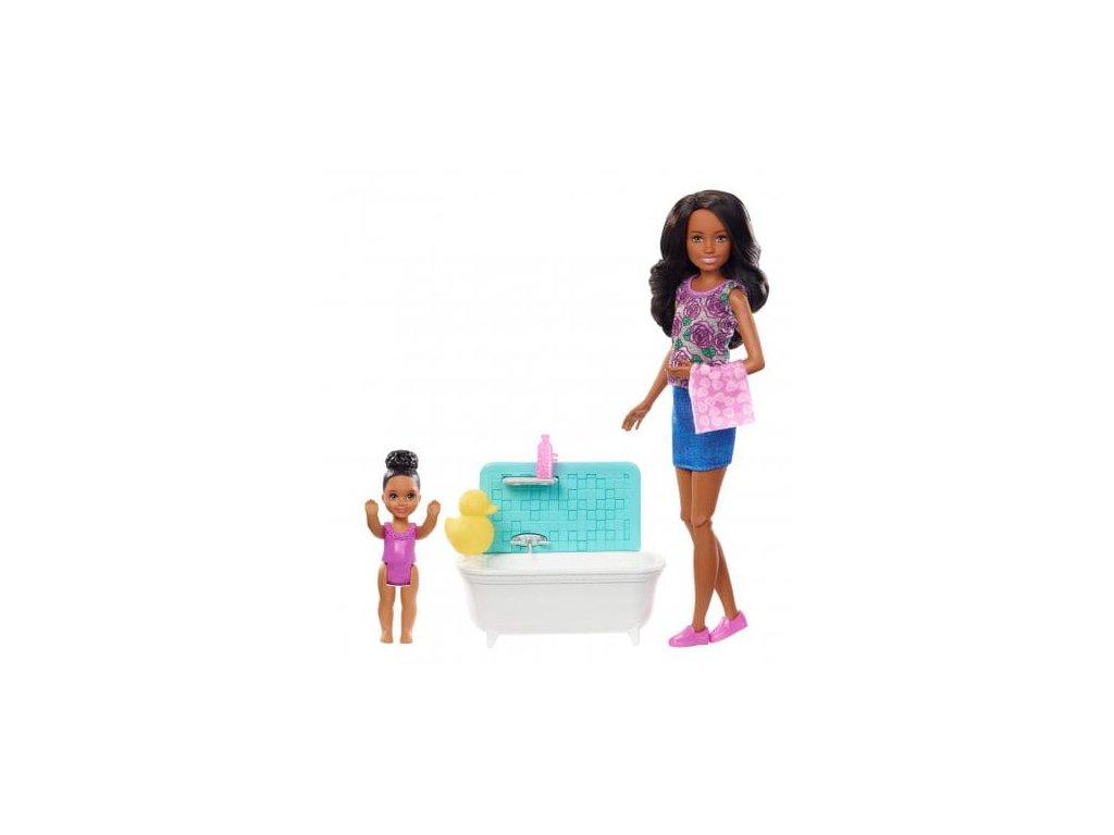 Mattel Barbie - Skipper opatovateľka set V.