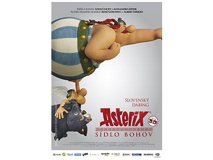 DVD Film - Asterix: Sídlo bohov