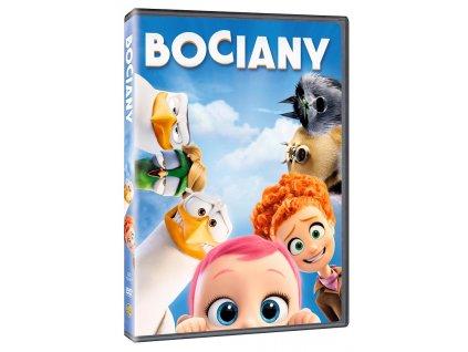Bociany - DVD