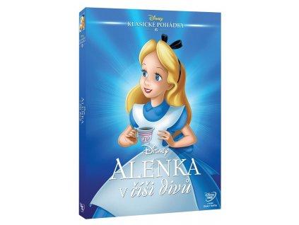 DVD Film - Alenka v říši divú
