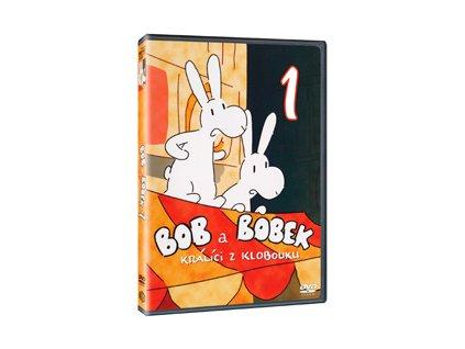 DVD - Bob a Bobek na cestách 1