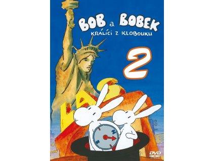 DVD - Bob a Bobek na cestách 2
