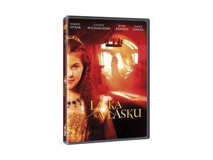 DVD Film - Láska na vlásku
