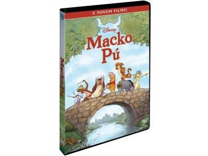 DVD Film - Macko Pú