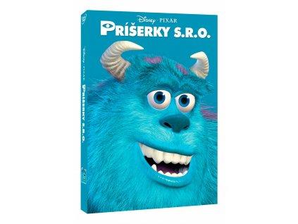 DVD - Walt Disney - Príšerky s.r.o.