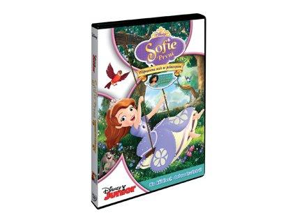 DVD - Sofie První: Připravená stát se princeznou