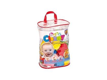 Clementoni Clemmy baby 24 kociek v plastovom vrecúšku