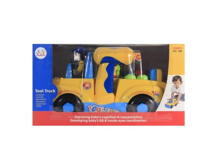 Huile Toys - Tool Truck