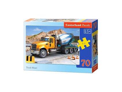 Castorland detské puzzle Domiešavač 70 dielikov