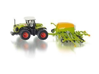 Siku 1826 Traktor so sejacím strojom 1:87