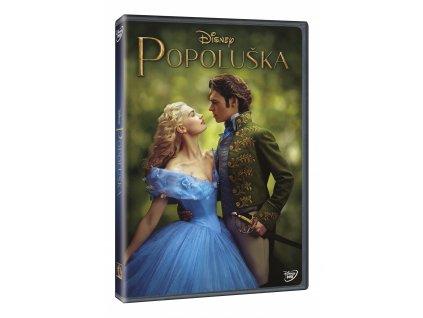 DVD Film - Popoluška