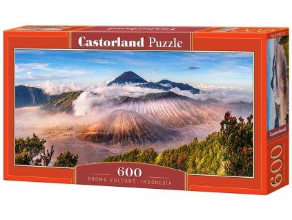 Castorland Puzzle - Bromo vulkán 600 dielikov