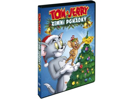 DVD - Tom a Jerry: Zimní pohádky