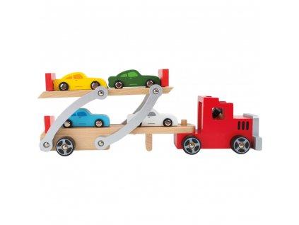Small Foot - Autotransportér