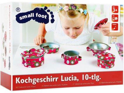 Small Foot - Sada hrncov Lucia