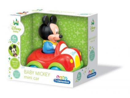 Clementoni - Baby Mickey auto