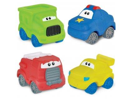 Smily Play Fajné autá - 4 ks