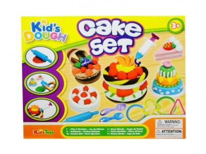 Kids DOUGH - Cake set