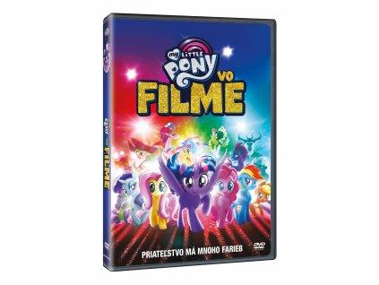 DVD Film - My Little Pony Vo Filme