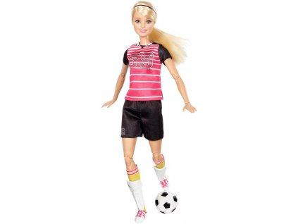 Mattel Barbie - Futbalistka Blond