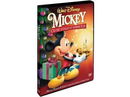 DVD Film - Mickey: Co se stalo o Vánocích