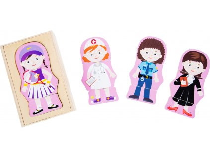 Small Foot - Dievčatá a vysnívané povolanie