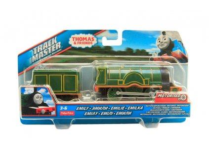 Mašinka Emily s vagónom - TrackMaster CDB69