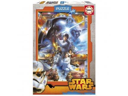 Educa Puzzle Star Wars 500 dielikov