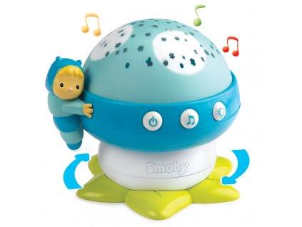 Smoby Cotoons Projektor - Modrý hríbik