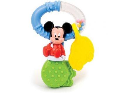 Hrkálka s hryzátkom - Mickey Mouse
