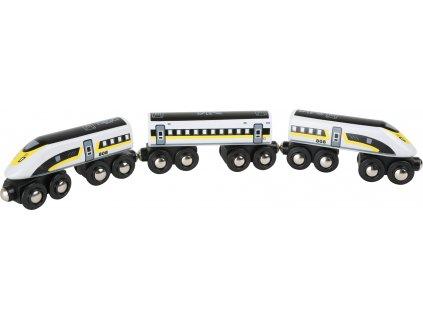 Small Foot - Vysokorýchlostný vlak