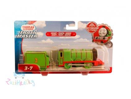 Mašinka Henry s vagónom - TrackMaster BML10