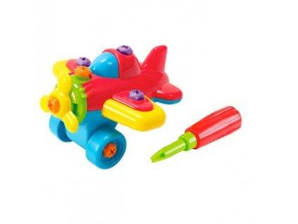 Play Go Junior mechanik - Lietadlo