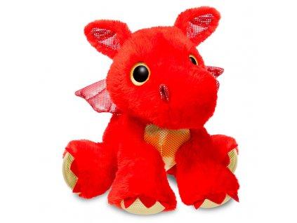 AURORA Červený drak 31 cm