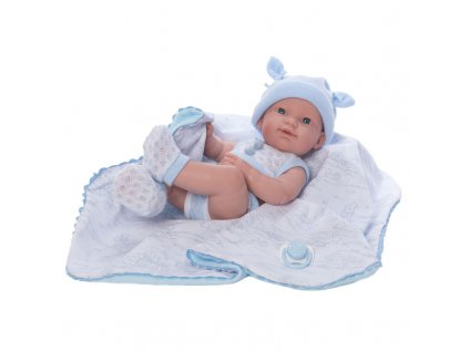 NINES D'ONIL - Chlapček Newborn Spring 37 cm