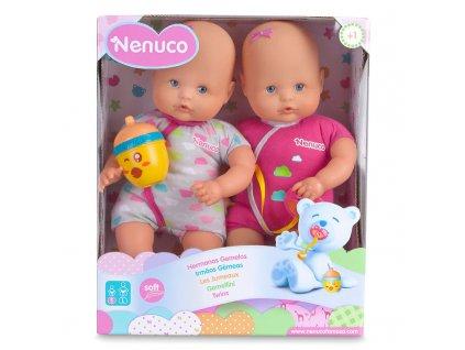 Famosa Nenuco - Bábiky Dvojičky