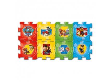 Trefl penové puzzle na podlahu - Paw Patrol 8 dielikov