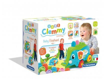 Clementoni Clemmy Baby - Sloník