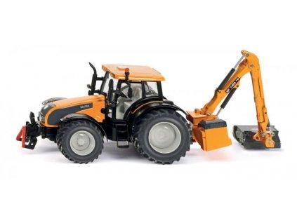Siku 3659 Traktor so zadnou nakladacou lyžicou 1:32
