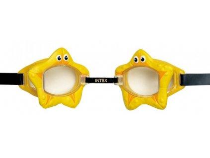 Plavecké okuliare FUN - Hviezdica