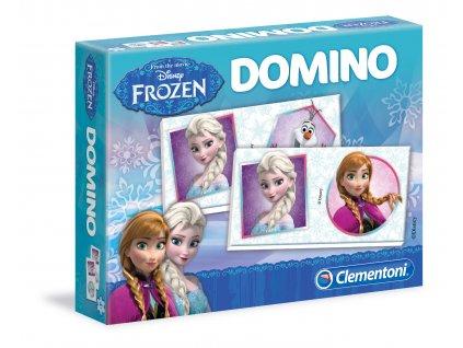 Clementoni Domino - Ľadové kráľovstvo