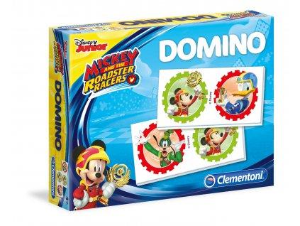 Clementoni Domino - Mickey a závodníci
