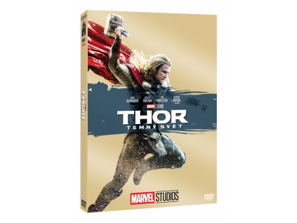 DVD film - Thor: Temný svět