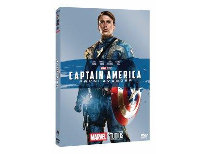 DVD - Captain America: První Avenger ME