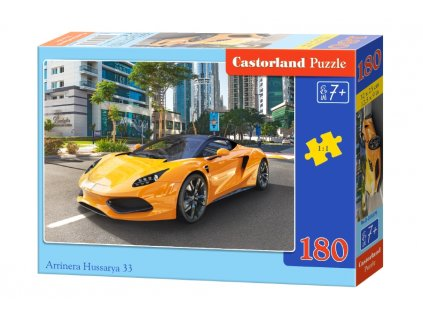 Castorland puzzle Arrinera Hussarya 33 - 180 dielikov