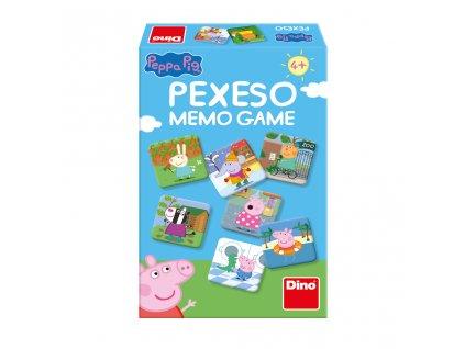 Dino Pexeso - Peppa Pig