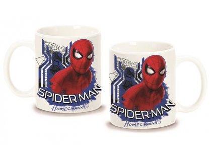 Coriex - Hrnček Spiderman 325 ml s magnetkami